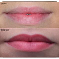 Micropigmentación de labios | Maquillaje permanente nadrid