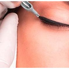 micropigmentación ojos para corregir: ojos caídos | lineas de ojos tatuadas