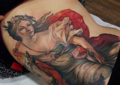 Tatuaje arte | Cornelius Tattoo Madrid