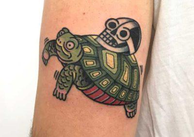 tatuaje-tortuga