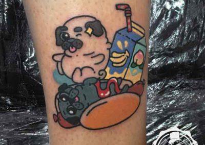tatuaje-hotdogs