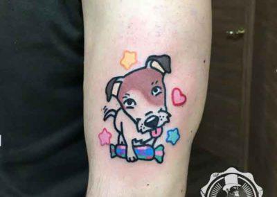 tatuaje-perro