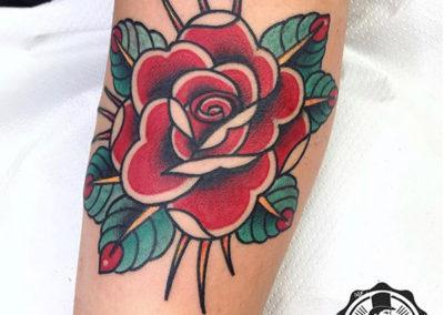 tattoo-rose-oldschool