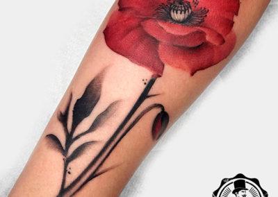 tatuaje-flor-acuarela