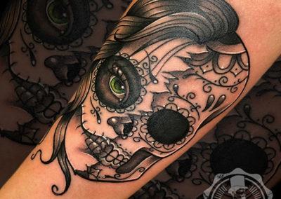 tatuajes blackwork | tatuajes madrid