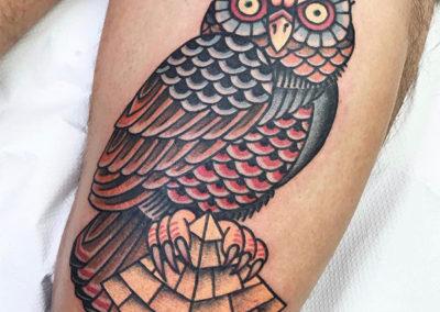 tatuaje-oldschool-buho