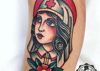 tatuaje-oldschool-enfermera