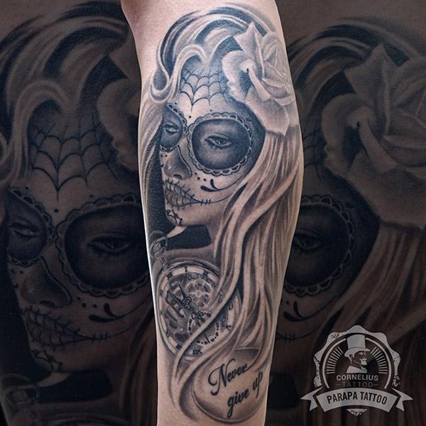 Parapa Tattoo Los Mejores Tatuadores De Madrid En Cornelius Tattoo