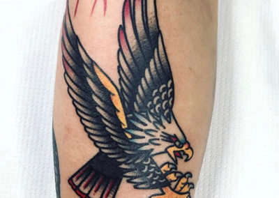 tatuaje-brazo-aguila