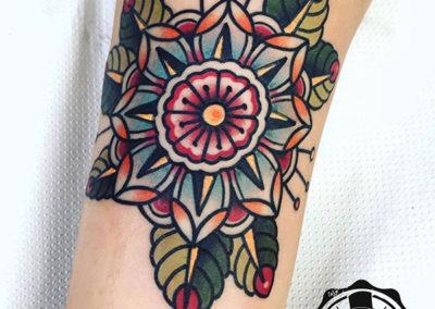 tatuaje-brazo-oldschool