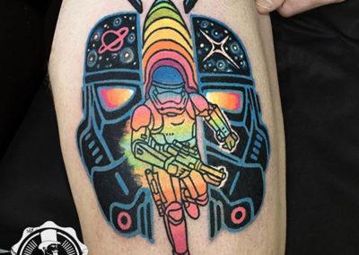 tatuaje-pierna-starwars