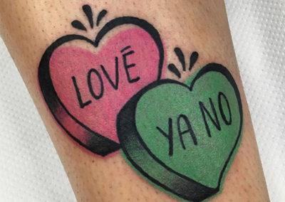 tatuajes pequeños | tatuajes en pareja | estudio tatuajes madrid