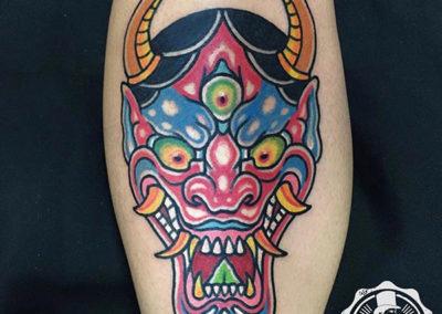 tattoo-colortattoo-pierna