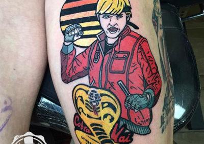 tatuajes en la pierna | tatuajes mujer | tattoo