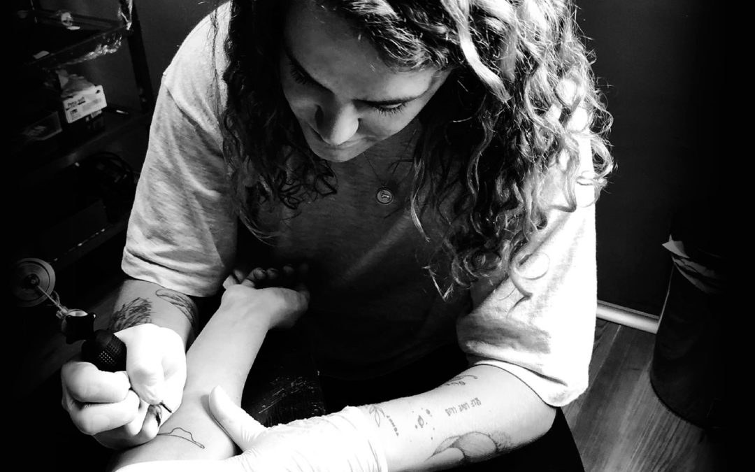 Conoce a nuestros artistas del tatuaje: Bonitolojusto