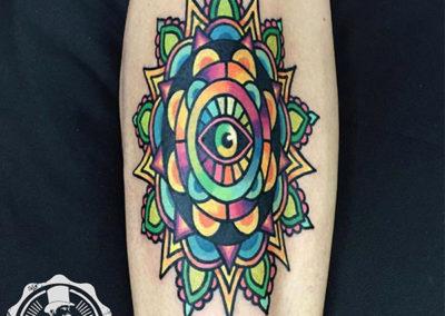 mandalas tatuajes | tatuajes a color