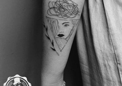 tatuajes femeninos | tatuajes elegantes | tattoo madrid