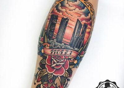 tatuajes para hombres realizado por los mejores tatuadores de madrid