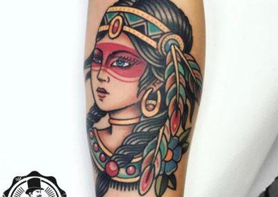 tatuajes old school | mejores tatuadores madrid