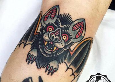 tatuajes old school | tatuador El bueno | Cornelius tattoo