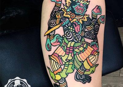 tatuajes para hombre en el brazo | tatuajes a color