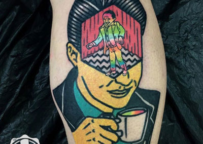 tatuajes a color tatuajes originales Cornelius tattoo
