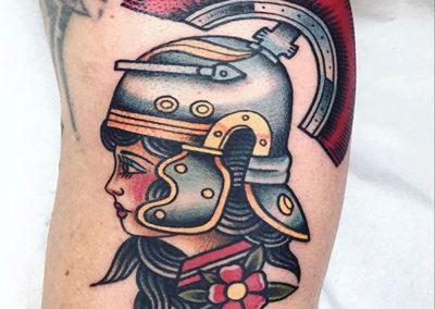 mejores tatuadores madrid | tatuajes old school