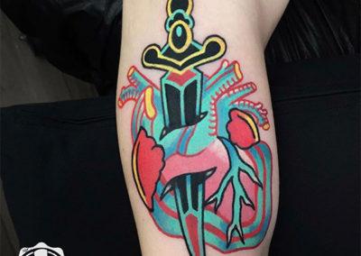 tatuajes originales | tatuajes a color