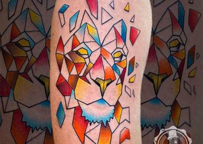 tatuajes originales | tatuajes geométricos