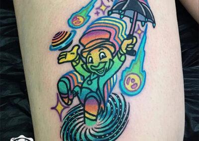 tatuaje full color | pepito grillo