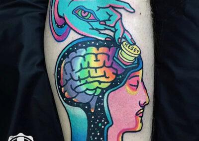 tatuajes a color | mejores tatuadores madrid