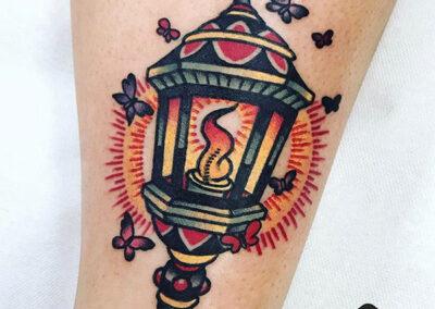 tattoo farolillo con los mejores tatuadores madrid