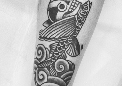 tatuajes old school | tattoo