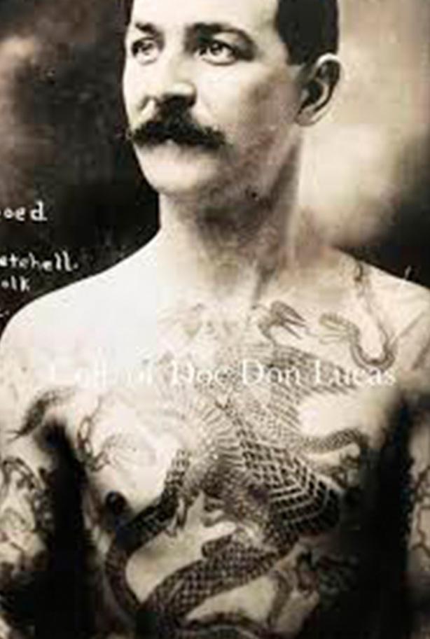 tatuajes old school antiguo