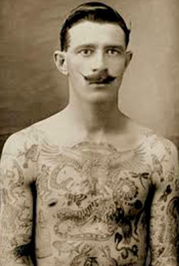 tatuajes old school retro