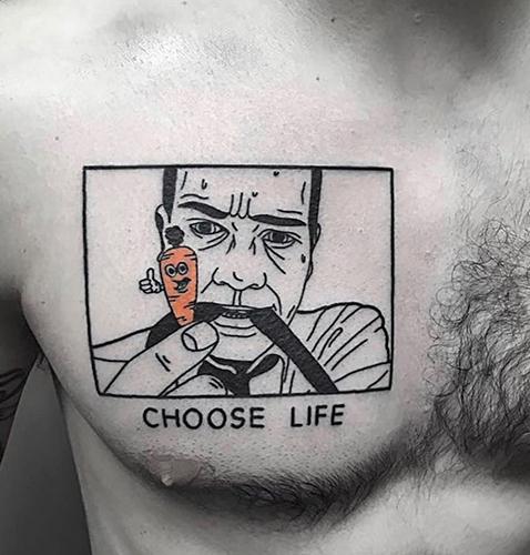 tattoo de requiem por un sueño
