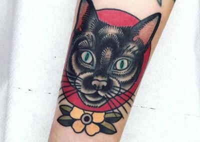 tatuajes old school | Madrid tattoo