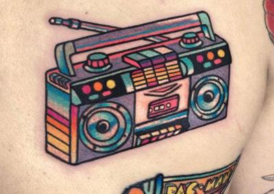 Tatuajes a color | Madrid Tattoo